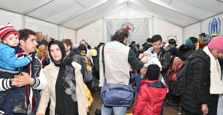 Pomoć izbjeglicama iz Sirije
