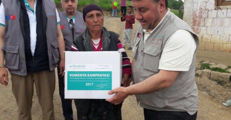 Kampanja prikupljanja sredstava za ramazanske pakete